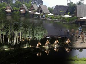 saung purbasari dusun bambu