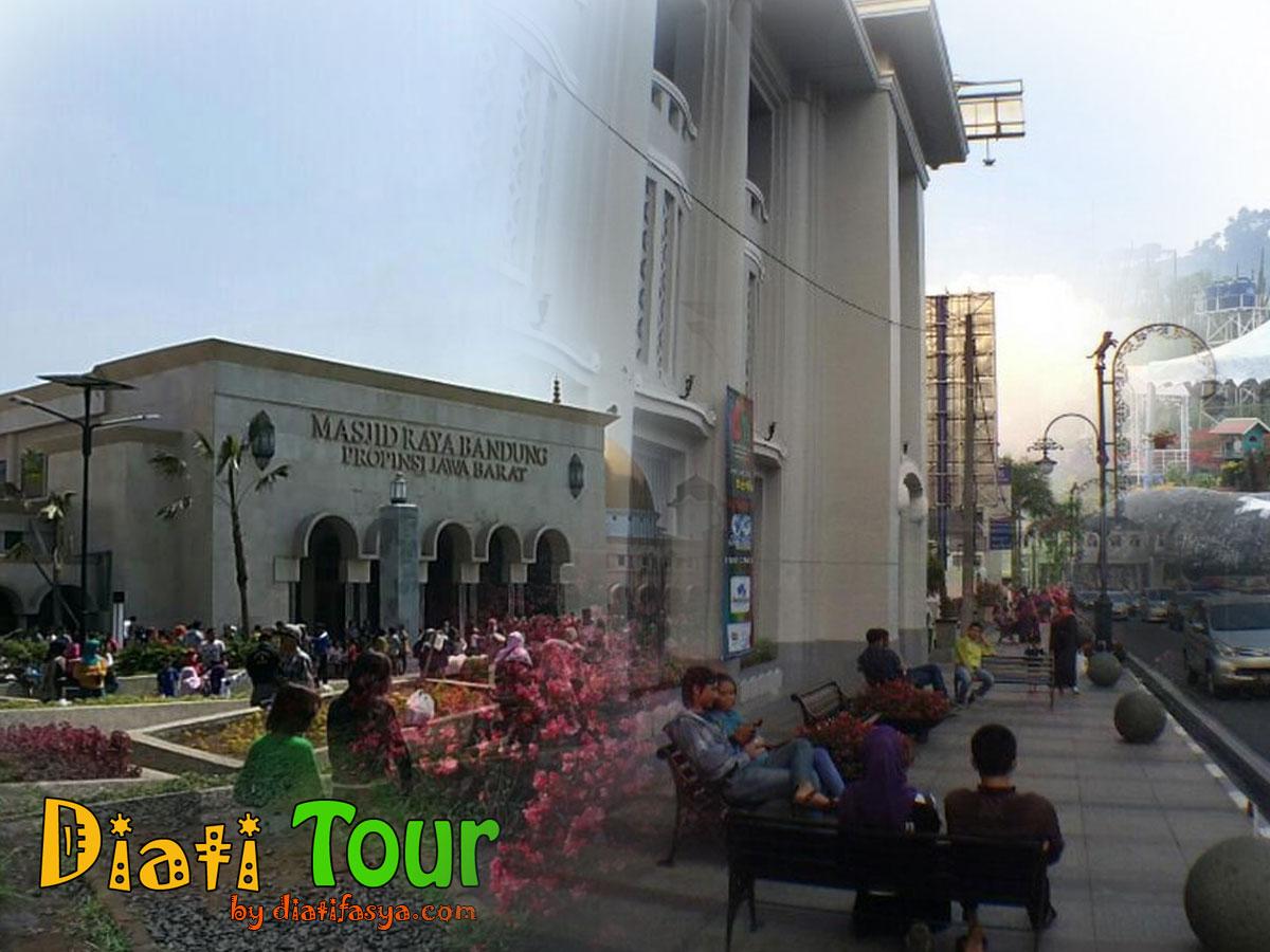 bandung city tour