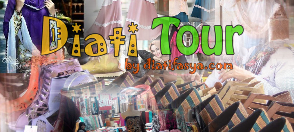 Bandung Shopping Tour Packages
