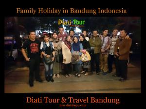holiday in bandung indonesia