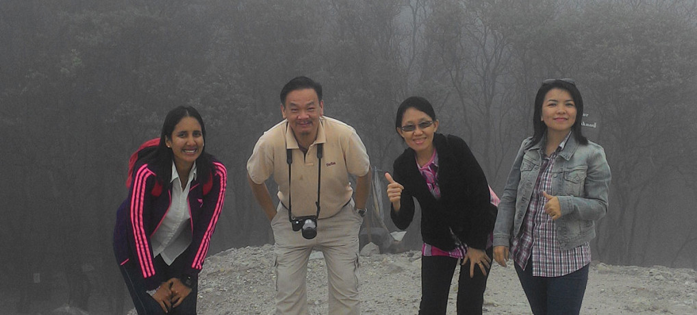 Bandung Volcano Tour Package