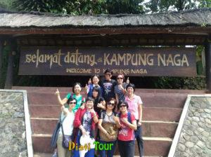 diati tour and travel review bandung